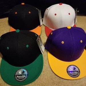 Men's caps snapbacks